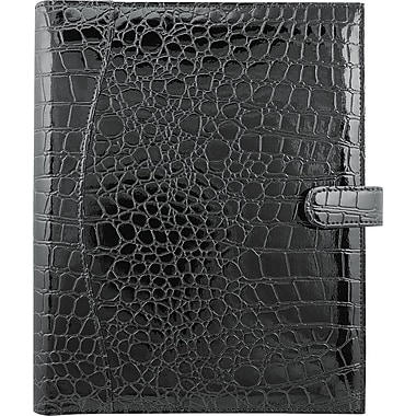 Bugatti Nenete Simulated Leather Journal, Black