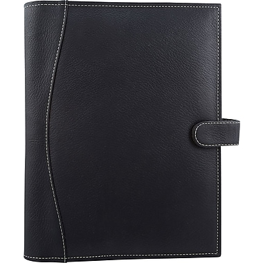 Bugatti Hardy Genuine Leather Journal, Black