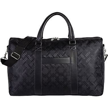 Bugatti Lourdes Ladies Duffle Bag, Black