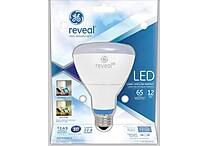 GE Reveal BR30 LED Light Bulb, 12 Watt