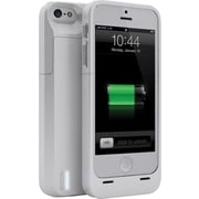 uNu Power DX External Protective Battery Case for iPhone 5, White