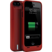uNu Power DX External Protective Battery Case for iPhone 5, Red