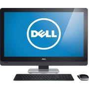 Dell™ XPS 27 27 LED All-in-One Touchscreen Computer, 4th Gen Intel Core i7-4770S 3.9 GHz, Black