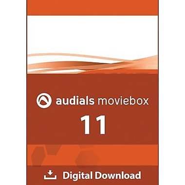 Audials Moviebox 11 for Windows (1 User) [Download]