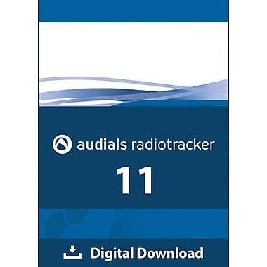 Audials Radiotracker 11 for Windows (1 User) [Download]