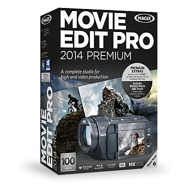 MAGIX Movie Edit Pro 2014 Premium for Windows (1 User) [Download]