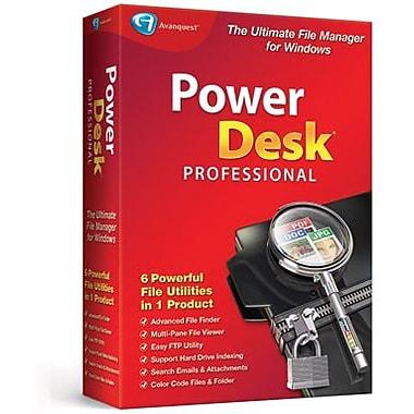 PowerDesk 9 Pro pour Windows – (1 utilisateur) [Téléchargement]