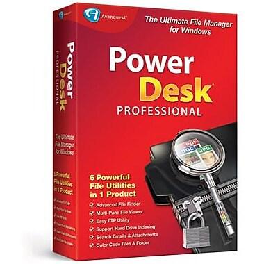 PowerDesk Pro 9 for Windows (1 User) [Download]