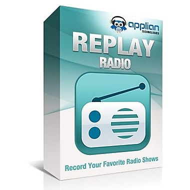 Replay Radio for Windows (1 User) [Download]