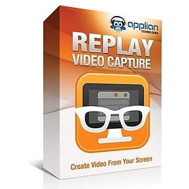 Replay – Capture vidéo pour Windows (1 utilisateur) [Téléchargement]