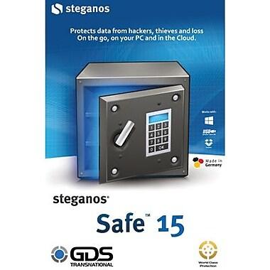 Steganos Safe 15 for Windows (1 User) [Download]