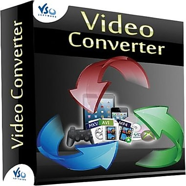 VSO Video Converter for Windows (1-1000 Users) [Download]