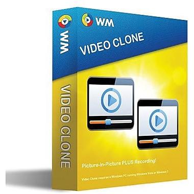 WM – WM VideoClone pour Windows (1 utilisateur) [Téléchargement]