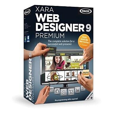 Xara Web Designer 9 Premium for Windows (1 User) [Download]