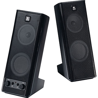 Logitech X-140 Speakers