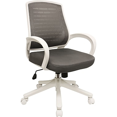 Comfort Products Iona Mesh Chair, Gray