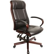 Comfort Products Affinity Ergonomic Executive Chair, Black