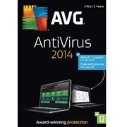 AVG AntiVirus + PC TuneUp 2014, 2-Year for Windows (1-3 Users) [Download]