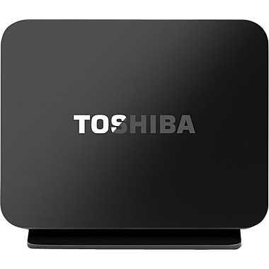 Toshiba Canvio® Home 3TB Backup & Share Network Attached Storage, Black
