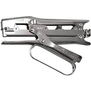Ace Lightweight Clipper Stapler, Fastening Capacity 20 Sheets/20 lb., Chrome