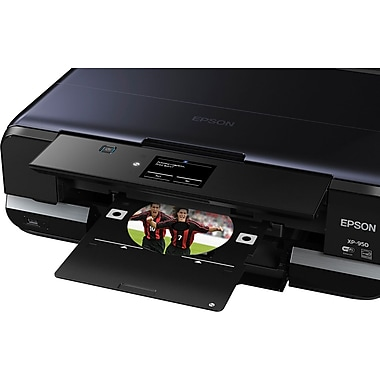 Epson Expression Photo XP-950 C11CD28201 Color Inkjet Small-in-One Printer, New