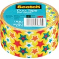 Scotch® Brand Duct Tape, Star Struck, 1.88in. x 10 Yards