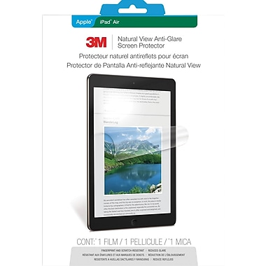 3M Natural View Anit-Glare Screen Protector For Apple iPad Air