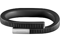 Jawbone UP24 Onyx Fitness Tracker, Large