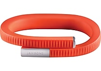 Jawbone UP24 Orange Fitness Tracker, Medium