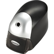 Stanley Bostitch ® Quiet Sharp Desktop Electric Pencil Sharpener, Black or Cream (EPS8HDBLK)