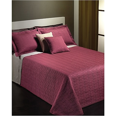 Chéné-Sasseville Studio Reversible Bedspread with 2 Shams, 120