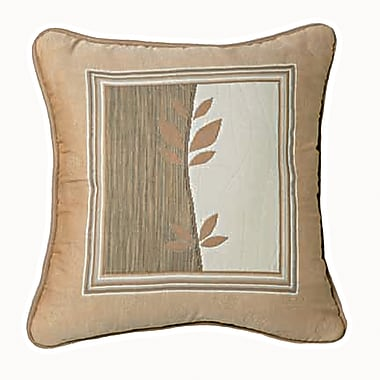 Chéné-Sasseville Zedra Woven Throw Pillow, Inlay Pattern