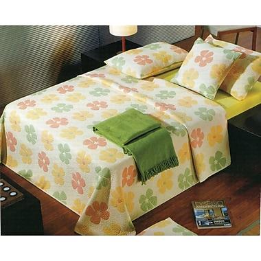 Chéné-Sasseville Atenas Reversible Bedspread with 1 Sham, 80
