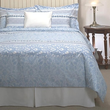 Organicque Palma Reversible Duvet Cover with Sham(s)