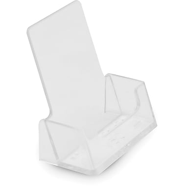 Vertical Acrylic Business Card Holders