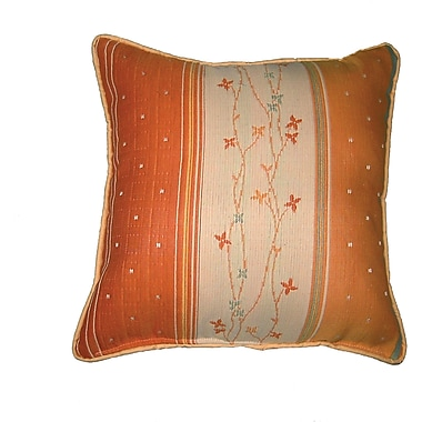 Chene-Sasseville Garden Throw Pillow, 15