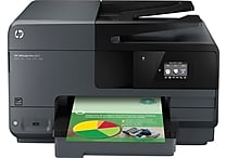HP Officejet Pro e-All-in-One Printer (8610)
