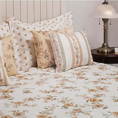 Chéné-Sasseville Romance Bedding Set, Rose