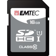 Emtec 16GB microSDHC Class 10 Flash Memory Card