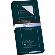 """Southworth® 25% Cotton, #10 Linen Business Envelopes, 24 lb, 4-1/8"""" x 9-1/2"""", White, 50/Pack"""