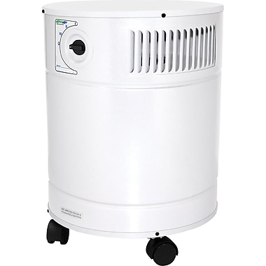 allerair® 5000 DS Air Purifier, White