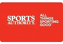 Sports Authority Gift Card $50
