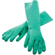 San Jamar 19NU-M 19 Dishwashing Glove, Green