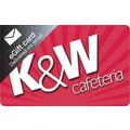 K&W Gift Cards (Email Delivery)