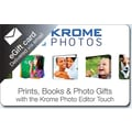 Krome Gift Cards (Email Delivery)