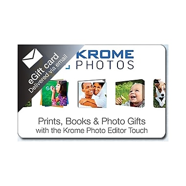 Krome Gift Card $25 (Email Delivery)
