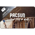Pacific Sunwear Gift Cards (Email Delivery)