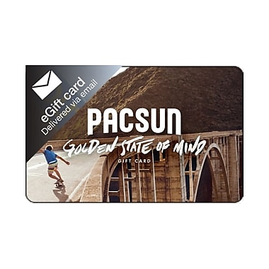 Pacific Sunwear Gift Card $25 (Email Delivery)