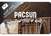 Pacific Sunwear Gift Card $100 (Email Delivery)