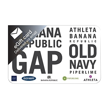 GAP Options Gift Cards (Email Delivery)